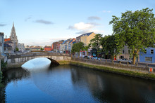 Cork On The River Lee, Ireland