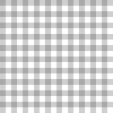 Seamless checkered background. Stylish grey pattern. Fashion texture. Vector illustration. - 123733629