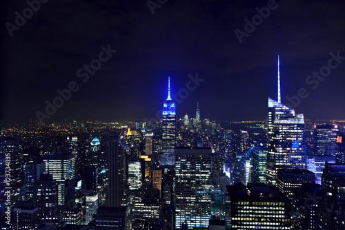 Fototapety, obrazy: 摩天楼NYC