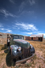California mining ghost town