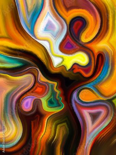 Magic of Communication - 123772027