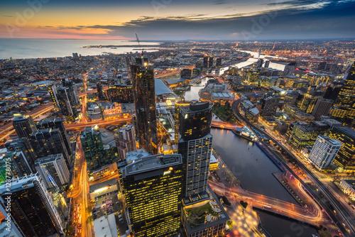 Fototapeta premium Melbourne