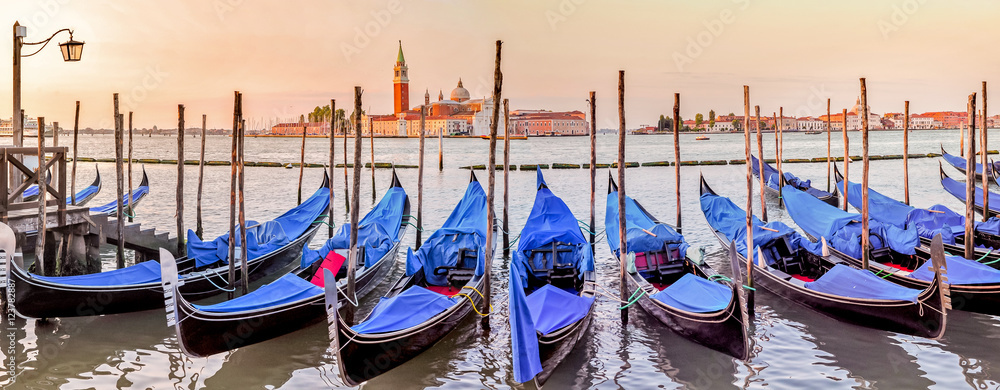 Fototapety, obrazy: Venise (grand canal)