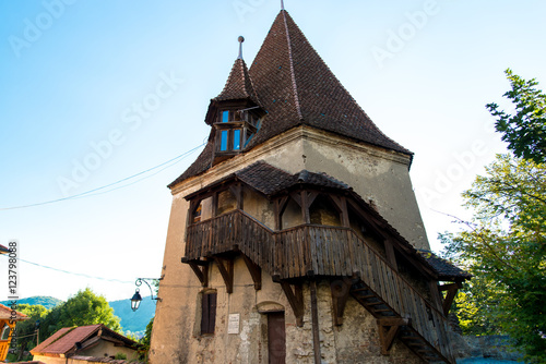 Fotografie, Obraz  Sighisoara,medieval city in Transylvania,Romania