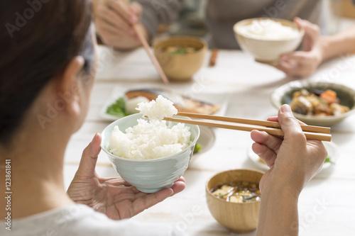 Foto op Canvas Kruidenierswinkel 食事