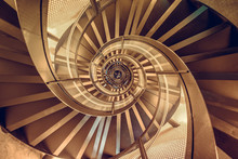 Spiral Staircase In Tower - In...