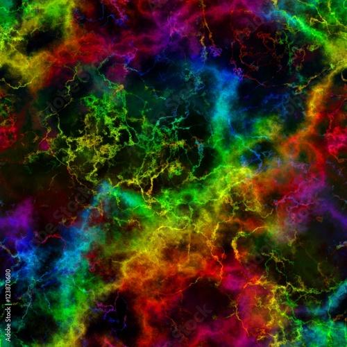 abstrakcjonistyczny-jaskrawy-kolorowy-dym-na-czarnym-tle-wielobarwne-chmury-teczowy