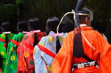 斎宮行列 京都 Parade ...