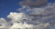 雲と虹のタイムラップス