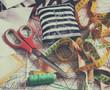 sewing supplies, tools