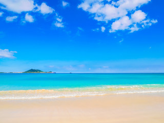 Kailua Beach Park in Kailua, Oahu Island, Hawaii, USA