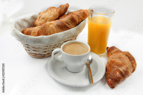 Fotografie, Obraz  petit déjeuner 17102016