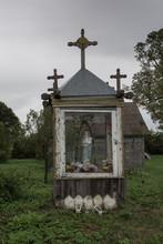Small Garden Shrine