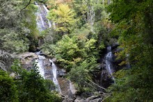 Anna Ruby Falls Helen, Georgia