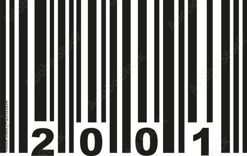 Fotografia  Barcode 2001