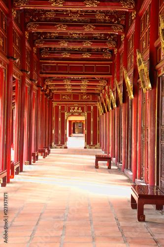 Photo cité impériale vietnam