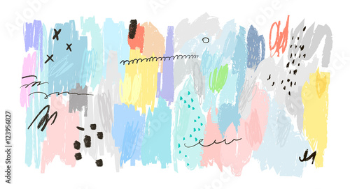 Fotografie, Obraz  Abstract creative header