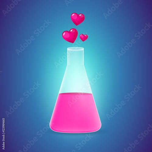 Love chemistry test