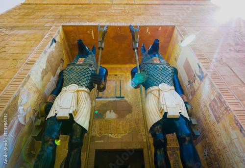 Anubis - Buy this stock photo and explore similar images at