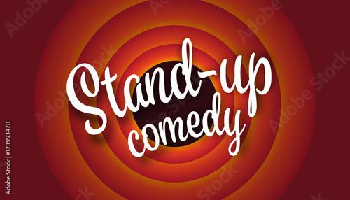 Fotografija  Stand-up comedy