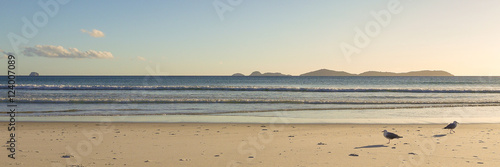 Photo  Abend am Squeaky Beach im Wilsons Promontory Nationalpark, Victoria in Australie