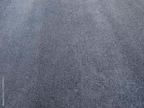 Fotografie, Tablou Asphalt road Texture