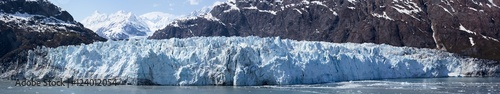 Photo sur Aluminium Glaciers Glacier Panorama