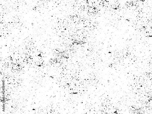 Fototapeta Distressed overlay texture of dust metal, cracked peeled concrete obraz