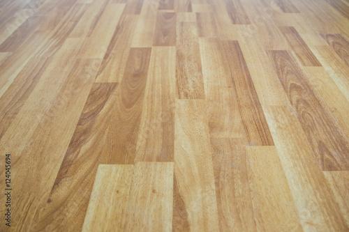 Fototapeta Wooden floor close up background. obraz na płótnie