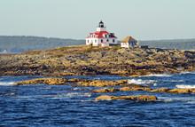 Egg Rock Lighthouse, Bar Harbo...
