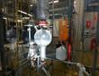 réaction chimique, laboratoire
