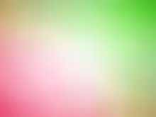 Abstract Gradient Pink Green W...