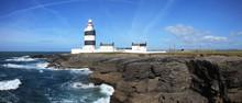 Hook Lighthouse; Hook Head, County Wexford, Ireland