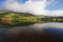 Gougane Barra Lake In West Cor...