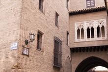 Arch Dean Zaragoza Spain