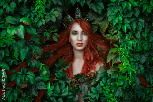Elf princess portrait