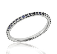 Stack Cluster Of Beautiful Sparkly Diamond Ring