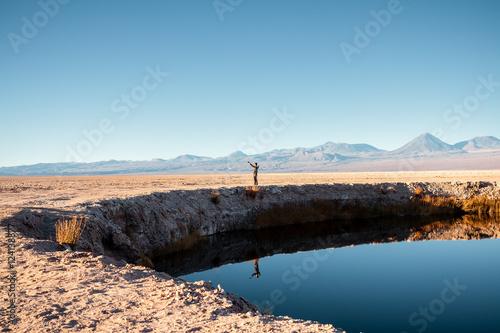 Ojos del salado. San Pedro de Atacama