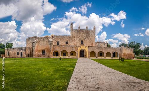 Convent of San Bernardino de Siena - Valladolid, Mexico