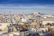 Les toits de Paris depuis Haussmann