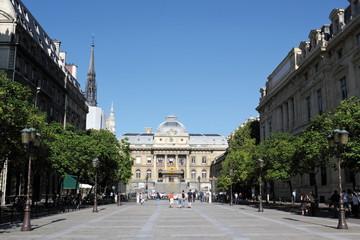 Paris, Palais de Justice
