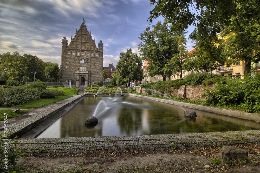 Fototapety, obrazy: Toruń - Collegium Maximum
