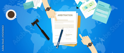 Photo international arbitration mediation court