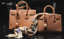 Scarfs And Women Handbags