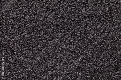 czarny-blyszczacy-tlo-zblizenie-pianki-tekstura-gumowego-materialu-budowlanego