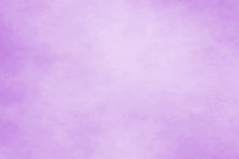 Abstract Colorful Watercolor For Background. Digital Art Painting. Purple Color Texture