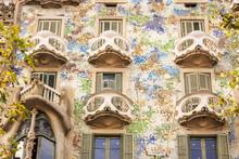 Casa Batllo By Antoni Gaudi In...