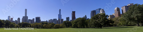 Photo Central Park Panorama