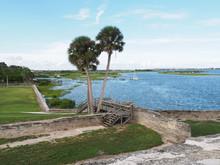 Matanzas Bay In St. Augustine ...