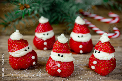 Christmas Dinner Party Ideas.Christmas Dinner Party Ideas For Kids Strawberry Santa